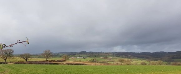 View from Shottle WI